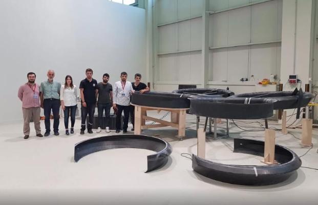 Турецкая компания Baykar представила собственный летающий автомобиль