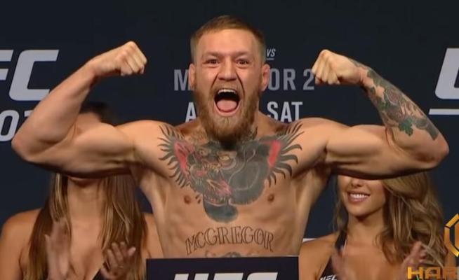 Макгрегор может возобновить карьеру в UFC в следующем году