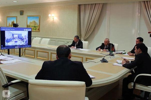 Туркменистан и Афганистан обсудили продвижение железнодорожных проектов