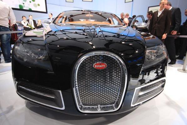 Volkswagen ведет переговоры о продаже бренда Bugatti