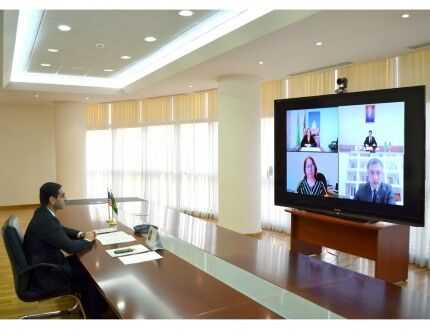 Представители Туркменистана и USAID обсудили расширение сотрудничества