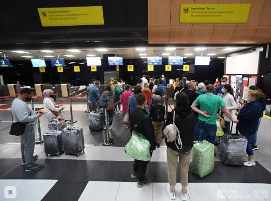 В России продлены сроки пребывания иностранцев в стране в период пандемии