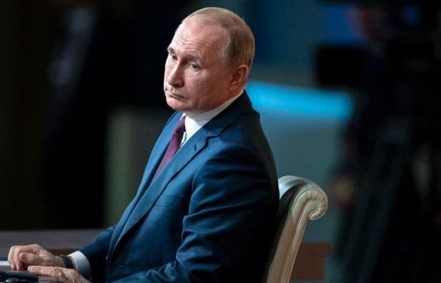 W.Putin parahatçylyk boýunça Nobel baýragyna dalaşgär hödürlenildi