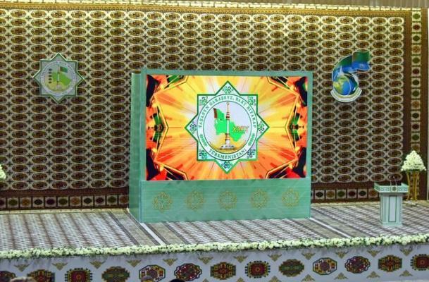 Türkmenistanda Halk Maslahatynyň işi bes edildi