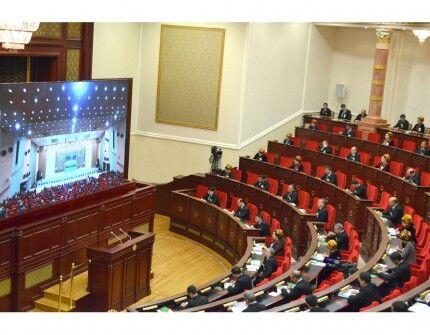 Выборы в палату представителей нового парламента Туркменистана пройдут 28 марта 2021 года