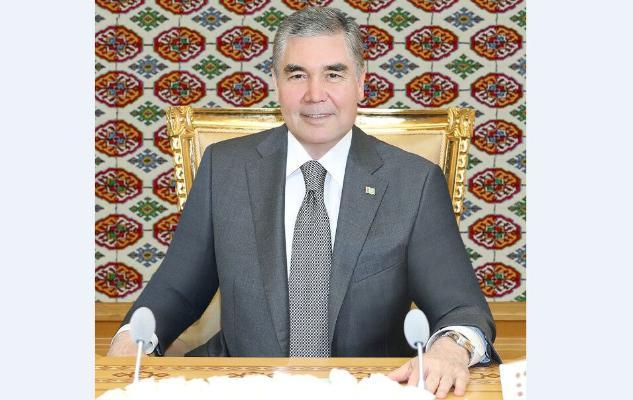 Туркменский лидер поздравил народ с Днём независимости