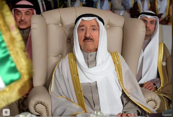 Эмир Кувейта скончался в возрасте 91 года