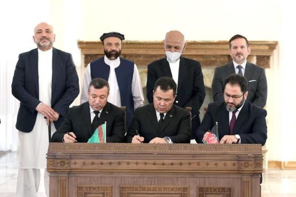 Между Ашхабадом и Кабулом подписан ряд важных документов