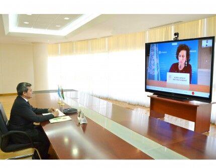 Туркменистан и ЮНЕСКО обсудили дальнейшие перспективы сотрудничества
