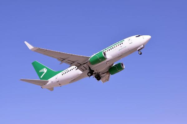 Продлена отмена международных авиарейсов «Туркменских авиалинии»