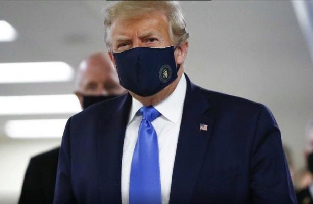 Трамп заявил, что заразился коронавирусом