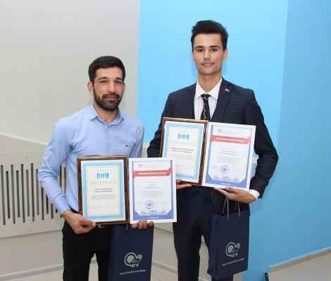 Туркменские студенты в Чувашии спасли женщине жизнь
