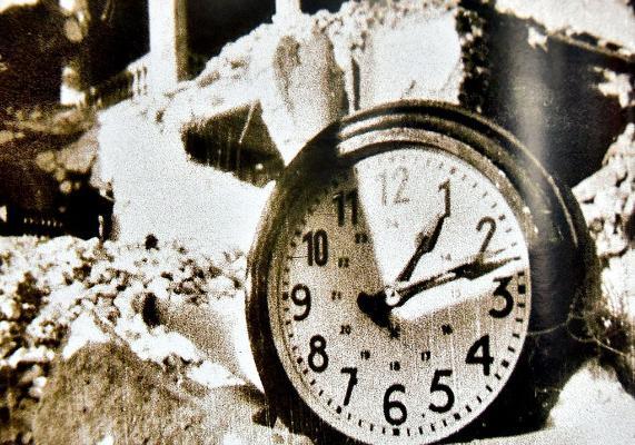 В Ашхабаде открылась выставка, посвященная памяти жертв землетрясения 1948 года