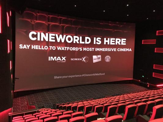 """Cineworld"" ABŞ-daky we Angliýadaky ähli kinoteatrlary ýapýar"