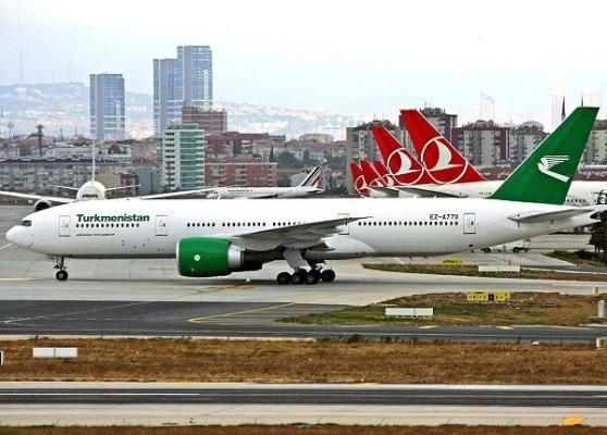 Специалисты «Туркменских авиалинии» полетели спецрейсом на учебу в Казань