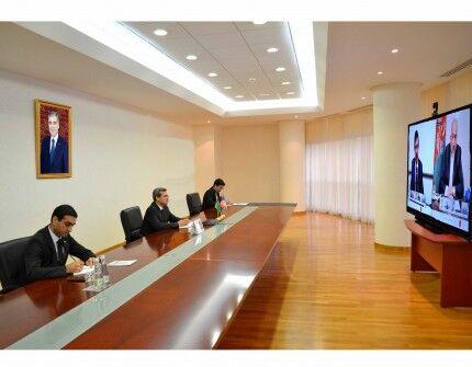 Туркменистан, Афганистан и США провели первую встречу в трехстороннем формате