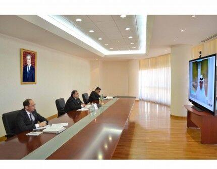 Туркменистан и Саудовская Аравия обсудили активизацию экономического сотрудничества