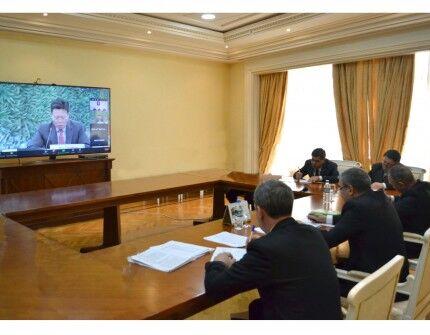 Намечены приоритеты туркмено-китайского торгово-экономического сотрудничества
