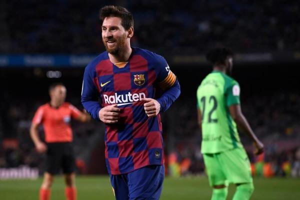 "Messi gyşda ""Mançester Siti"" futbol toparyna geçip biler"