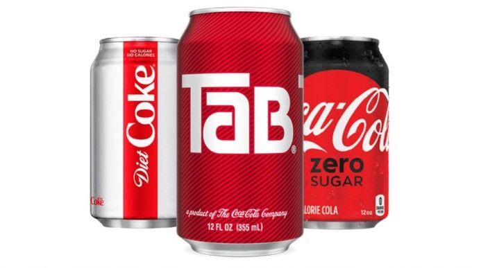 Coca-Cola прекратит выпускать свой первый диетический напиток Tab