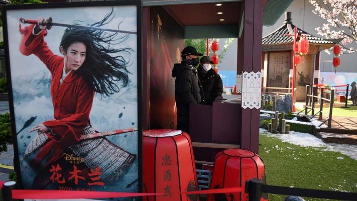 Китай стал крупнейшим в мире источником кассовых сборов в киноиндустрии