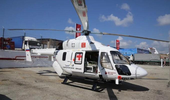 Туркменистан закупит медицинские вертолёты в Республике Татарстан РФ