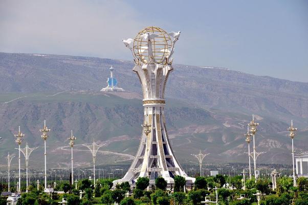 Türkmenistanda üç halkalaýyn öňüni alyş ulgamy hereket edýär