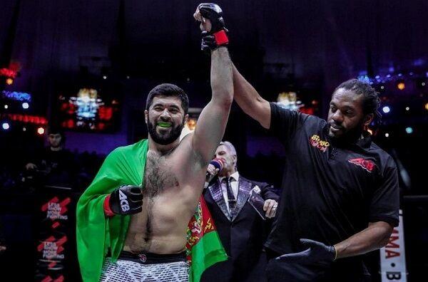 Довлетджан Ягшимурадов хочет «навести шороху» в UFC