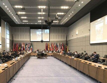 Туркменистан выступил с заявлением на заседании Комитета по вопросам безопасности ОБСЕ