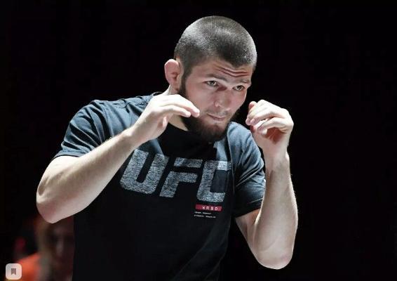 Хабиб собирается тренировать молодых бойцов