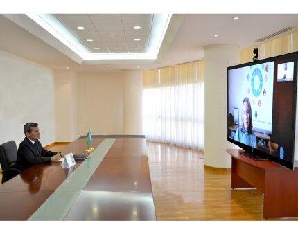 Туркменистан и ЕЭК ООН обсудили ключевые направления сотрудничества