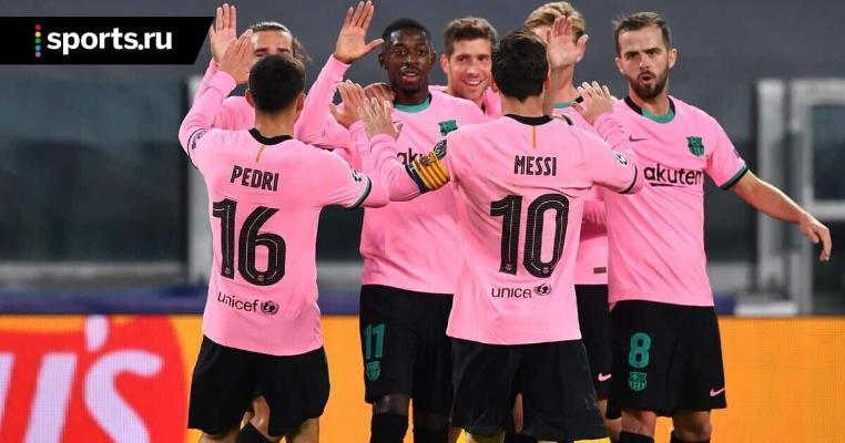 Куман: «Барселона» провела лучший матч в сезоне