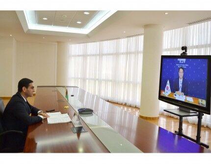 Состоялись консультации между замглавами МИД Туркменистана и Республики Корея