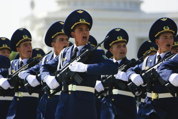 Увеличены размеры страховых выплат для военнослужащих Туркменистана