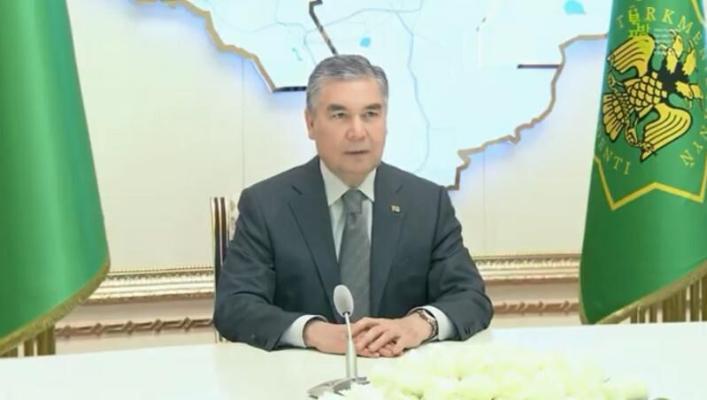 Türkmenistanyň Prezidenti demirgazyk ykdysady hyzmatdaşlygy boýunça halkara forumda çykyş etdi