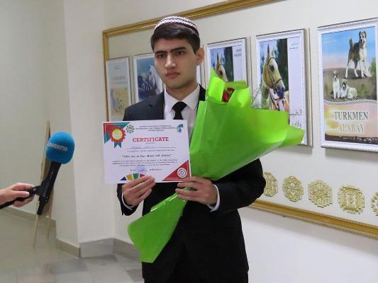 Гран-при межвузовского конкурса на тему ЦУР получил студент ИТИТ