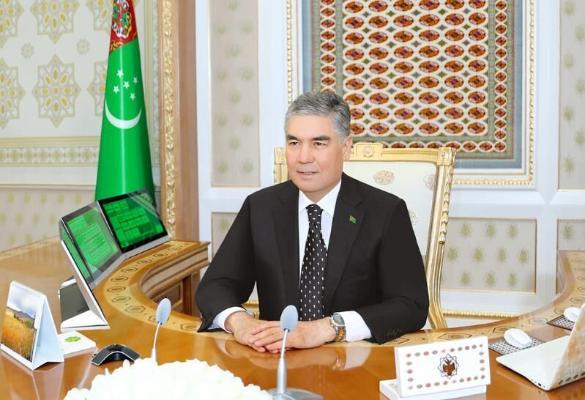 Поручено ускорить разработку Программы экономического развития Туркменистана на 2021 г.