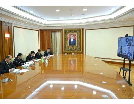 Обсуждены перспективы сотрудничества с компанией «Case New Holland»
