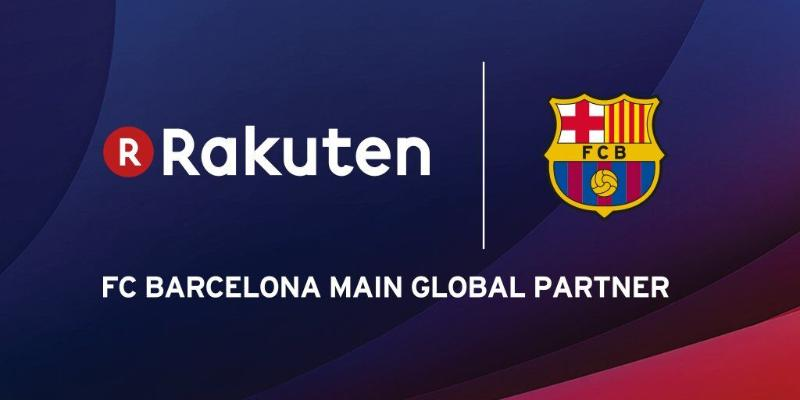 «Барселона» продлила контракт с Rakuten