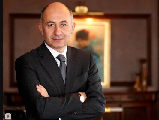 «Rönesans Holding-iň» prezidenti hyzmatdaşlyk üçin sagbolsun aýdýar