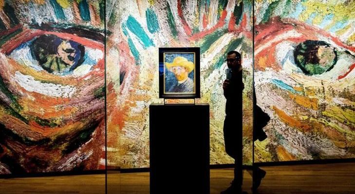 Музеи в Нидерландах запустили онлайн-галерею работ Ван Гога