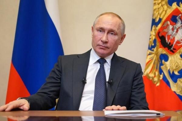 W.Putin Türkmenistan bilen howpsuzlyk ulgamynda hyzmatdaşlyk şertnamasyny tassyklamak hakynda kanuna gol çekdi