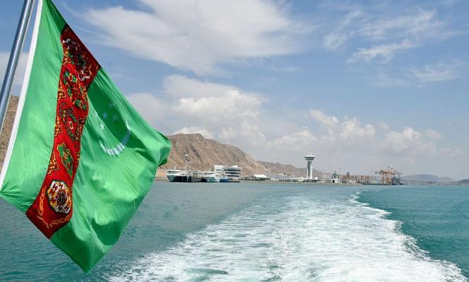 Туркменистан участвовал в вебинаре на тему безопасности морских портов