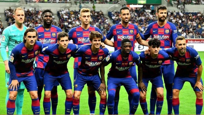 «Барселона» планирует заработать 200 млн евро за счет Голливуда   
