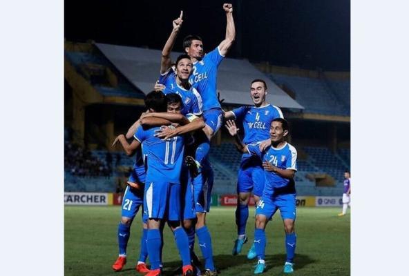 «Алтын асыр» досрочно выиграл чемпионат Туркменистана по футболу