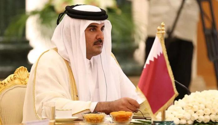 Türkmenistanyň Prezidenti Kataryň Emiri bilen söhbetdeş boldy