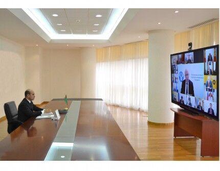 Туркменистан участвовал в 8-ой встрече секретарей совбезов СНГ