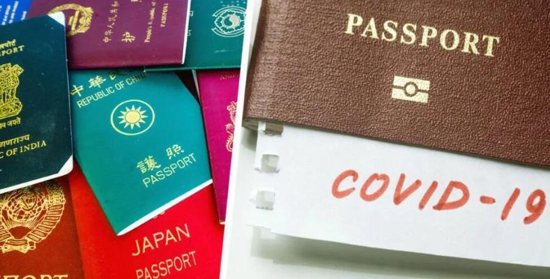 """Beýik Britaniýada """"kowid pasportlary"""" girizilip bilner"""