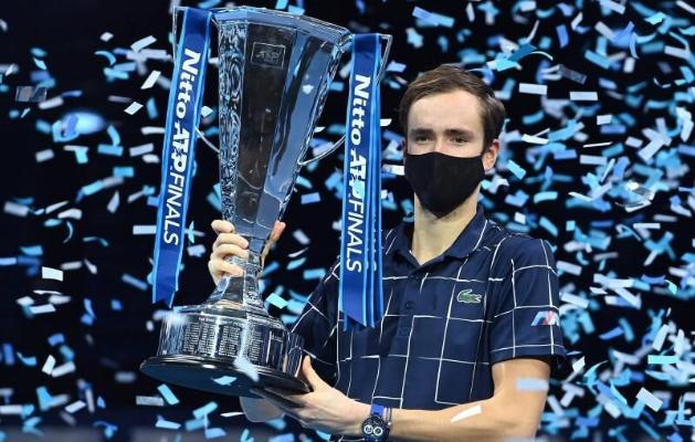 Daniil Medwedew ATP-niň Jemleýji ýaryşynda ýeňiji boldy