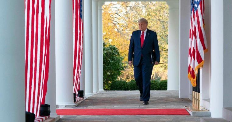 Администрация Трампа приступила к процессу передачи власти